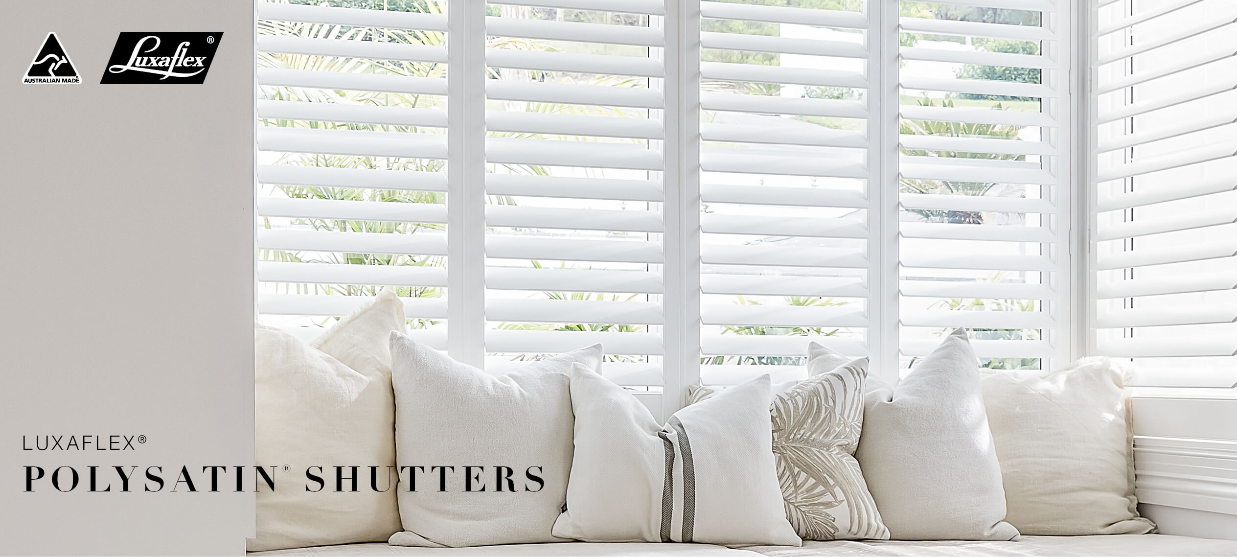 Summer Awnings Campaign Page Banner