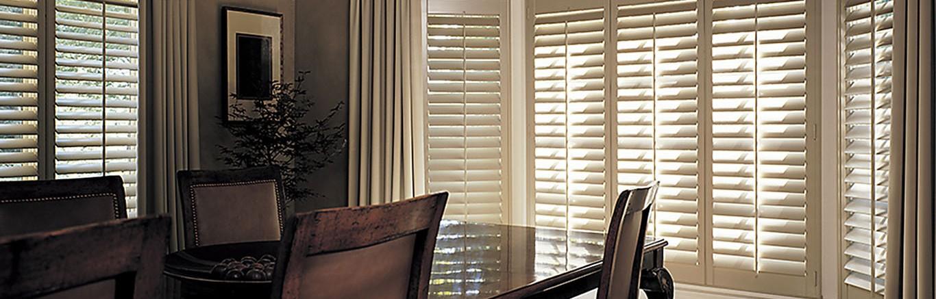 Wooden Shutter Blinds Timber Shutters Luxaflex 174
