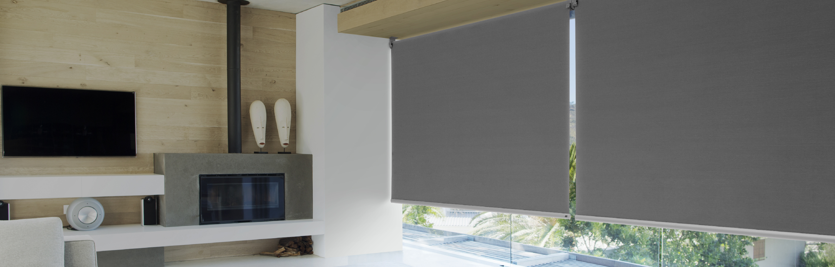 Luxaflex - Products - Softshades and Fabrics - Roller Blinds Bottom