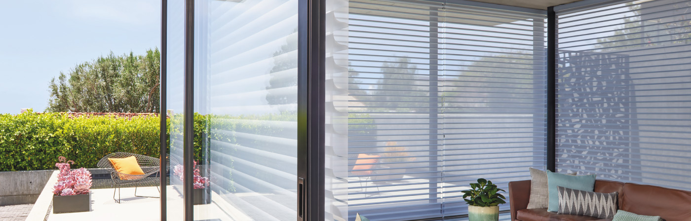 Luxaflex - Products - Softshades and Fabrics - Silhouette Shadings Bottom