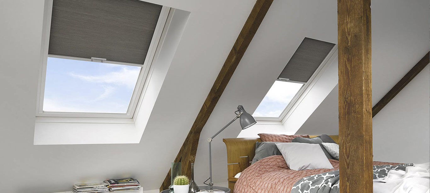 Luxaflex - Products - Unique Solutions - Skylights Banner image