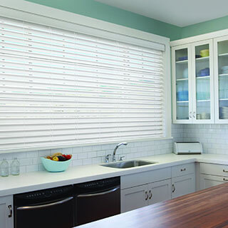 Country Woods Venetian Blinds