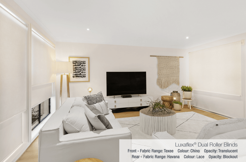 Luxaflex - Blog - Selling Houses Australia - S12 EP12 - Living Main