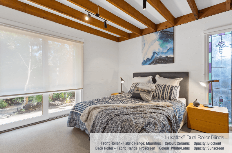 Luxaflex - Blog - Selling Houses Australia - S12 EP4 - Master Bedroom Main
