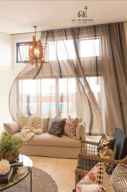 JSF Interiors - Curtains - Photo 1