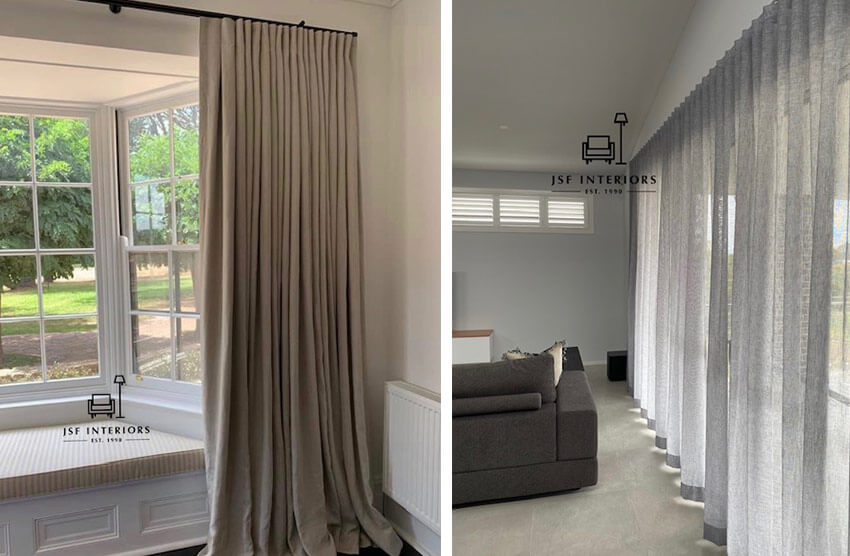 JSF Interiors - Curtains - Photo 2-3