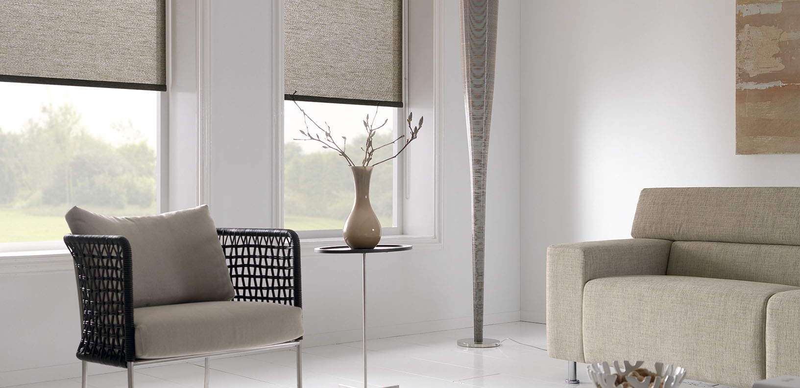 Roller Blinds | Inspiration Gallery | Luxaflex®