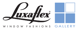 Luxaflex Gallery Logo