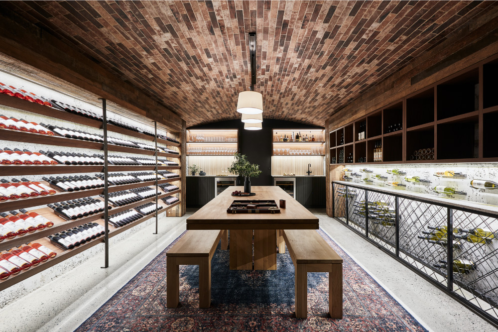 Luxaflex - Blog - Alisa & Lysandra Design Duo Series - Albert Park Project - 7 Wine