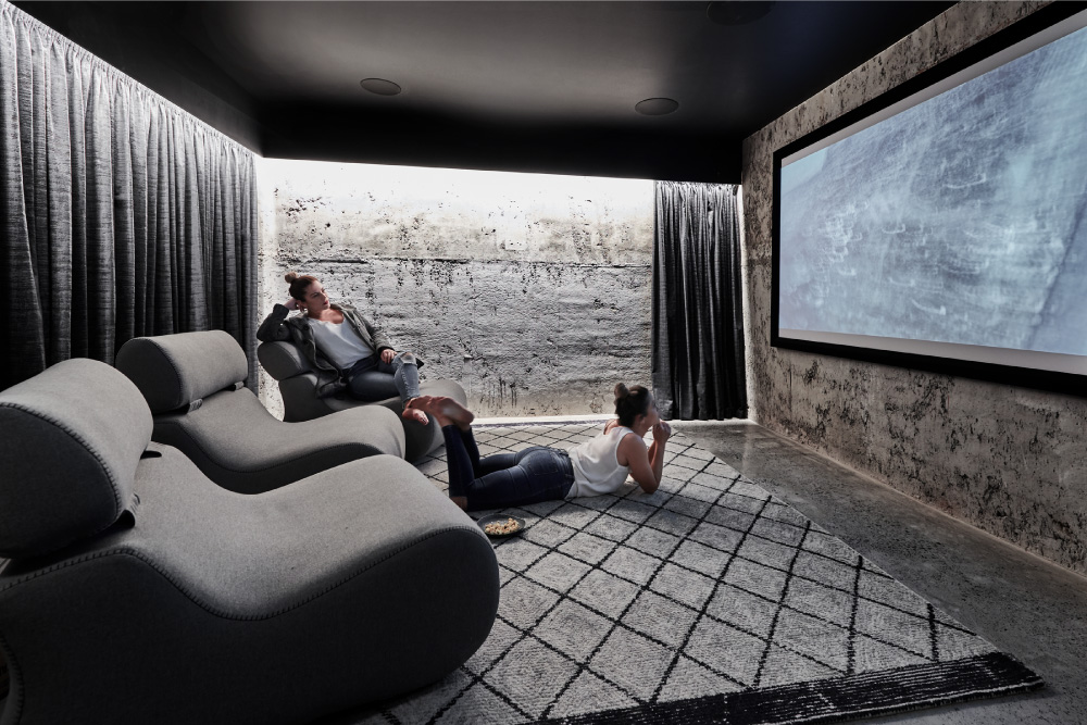 Luxaflex - Blog - Alisa & Lysandra Design Duo Series - Albert Park Project - 9 Cinema