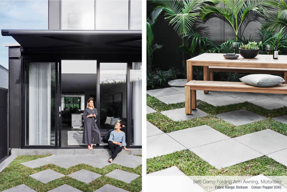 Luxaflex - Blog - Alisa & Lysandra Design Duo Series - Albert Park Project - EP3 - 7 Outdoor