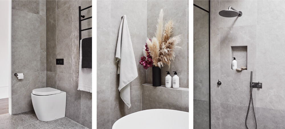 Luxaflex - Blog - Alisa & Lysandra Design Duo Series - Albert Park Project - EP4 - 4 MainBath2