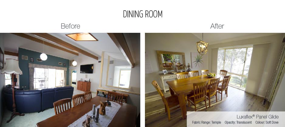 Luxaflex - Blog - Selling Houses Australia - EP7 - Dining Room