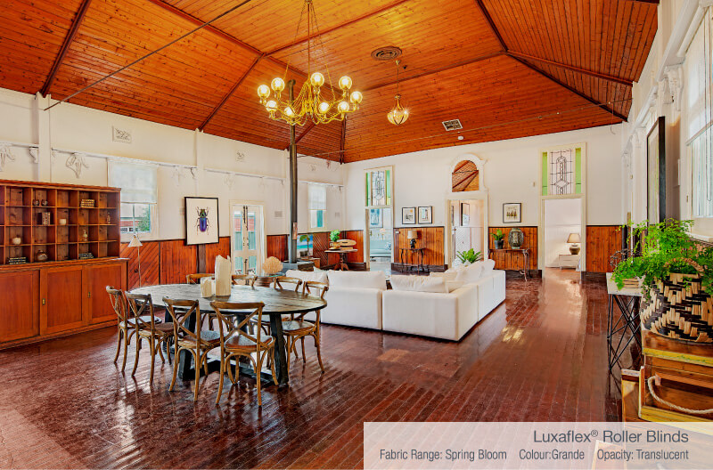 Luxaflex - Blog - Selling Houses Australia - S11 EP10 - LivingDining Main After