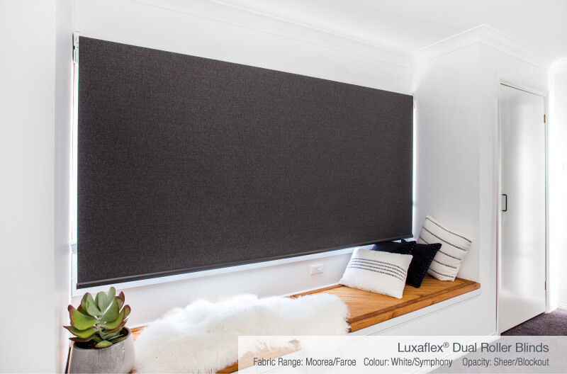 Luxaflex - Blog - Selling Houses Australia - S11 EP13 - Bedroom 1 Roller After