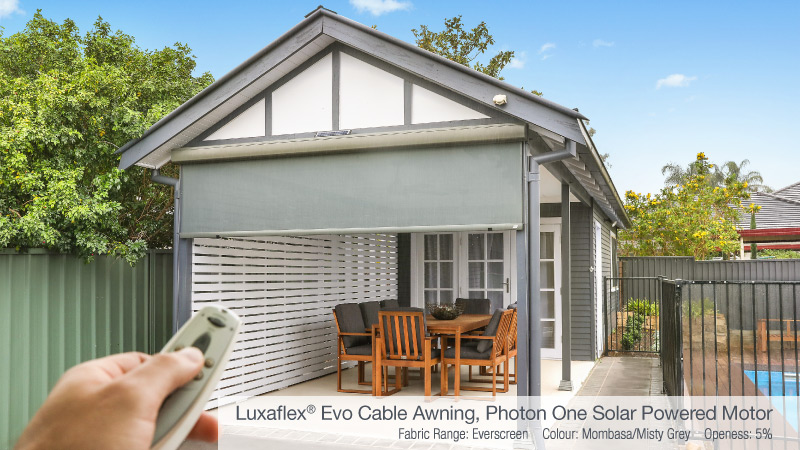 Luxaflex - Blog - Selling Houses Australia - S11 EP3 - Awning After