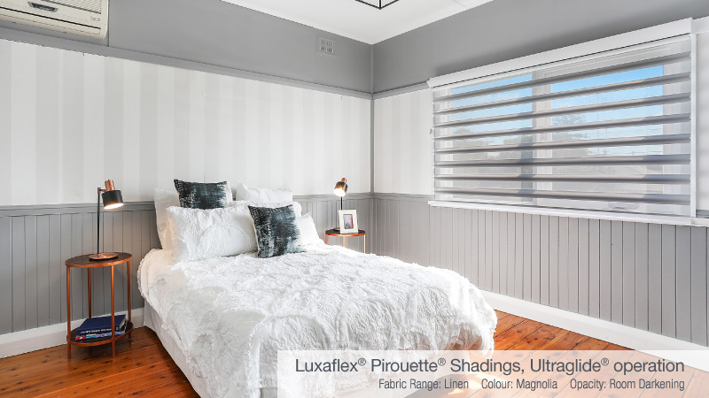 Luxaflex - Blog - Selling Houses Australia - S11 EP3 - Bedroom 1 After