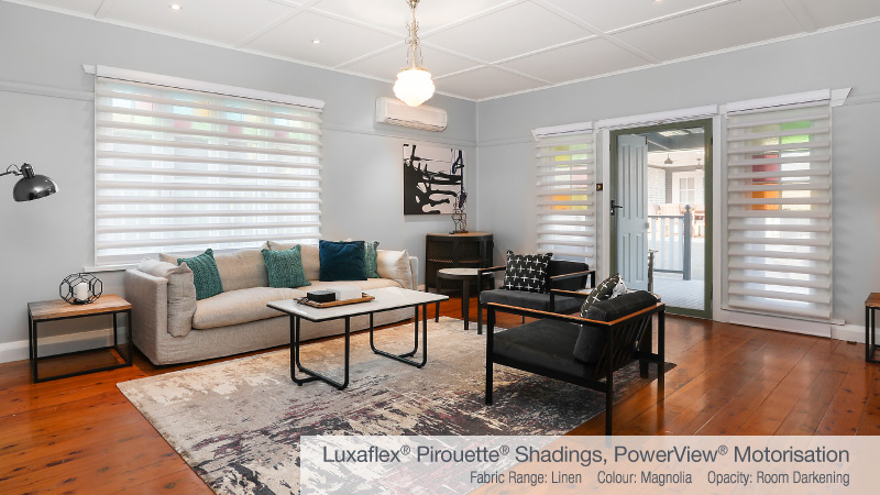 Luxaflex - Blog - Selling Houses Australia - S11 EP3 - Lounge Main After