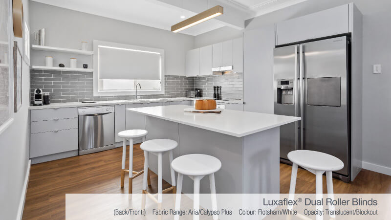 Luxaflex - Blog - Selling Houses Australia - S11 EP5 - Kitchen Main After