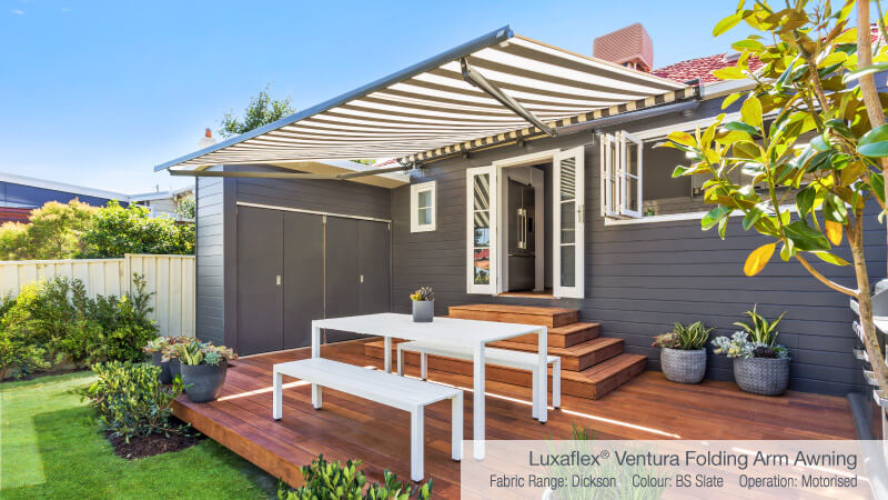 Luxaflex - Blog - Selling Houses Australia - S11 EP7 - Awning After