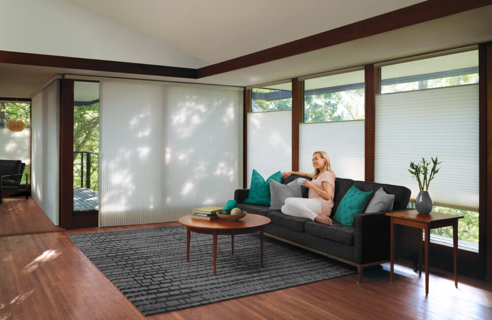 Luxaflex - Blog - Solar Panel Project - Duette Shades