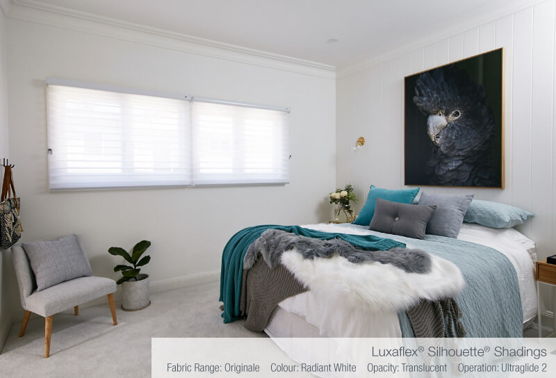 Luxaflex - Blog - Three Birds Renovations House 5 - Master Bedroom Main After