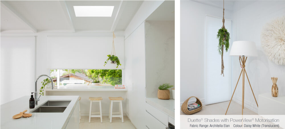 Luxaflex - Blog - Three Birds Renovations House 6 - Kitchen and Office