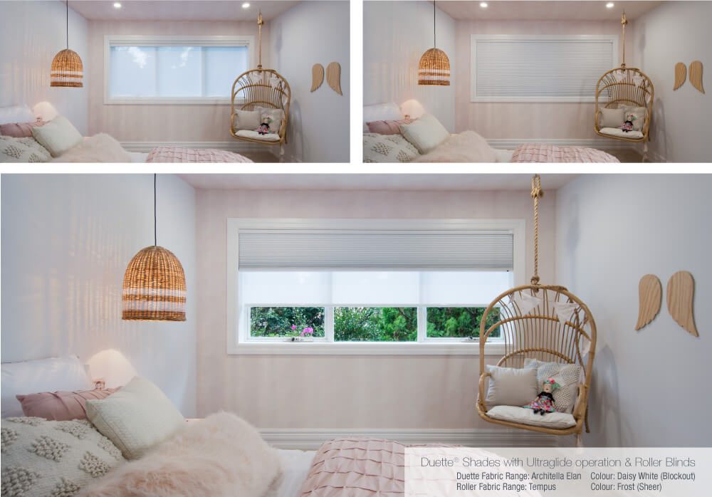 Luxaflex - Blog - Three Birds Renovations House 6 - Ruby's Bedroom