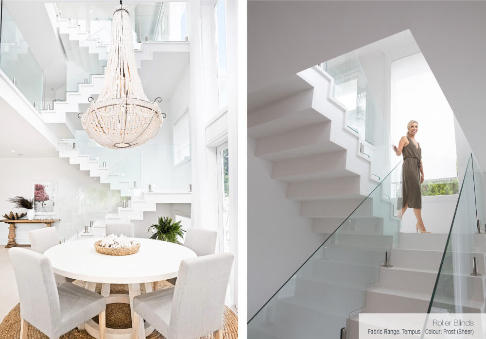Luxaflex - Blog - Three Birds Renovations House 6 - Stairs
