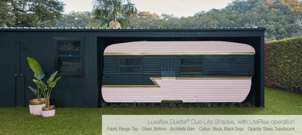 Luxaflex - Blog - Three Birds Renovations House 7 - 10 Caravan