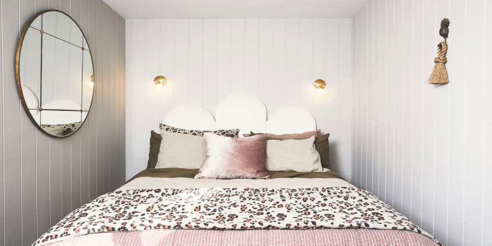 Luxaflex - Blog - Three Birds Renovations House 7 - 7 Master Bedroom