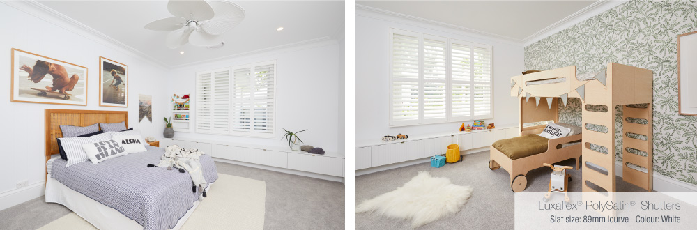 Luxaflex - Blog - Three Birds Renovations House 8 - 12 KidsBedroom1