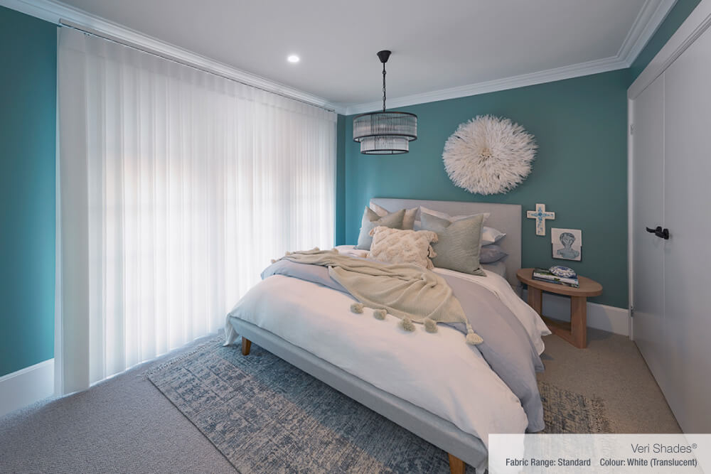 Luxaflex - Blog - Three Birds Renovations House 9 - 6 GuestBed1