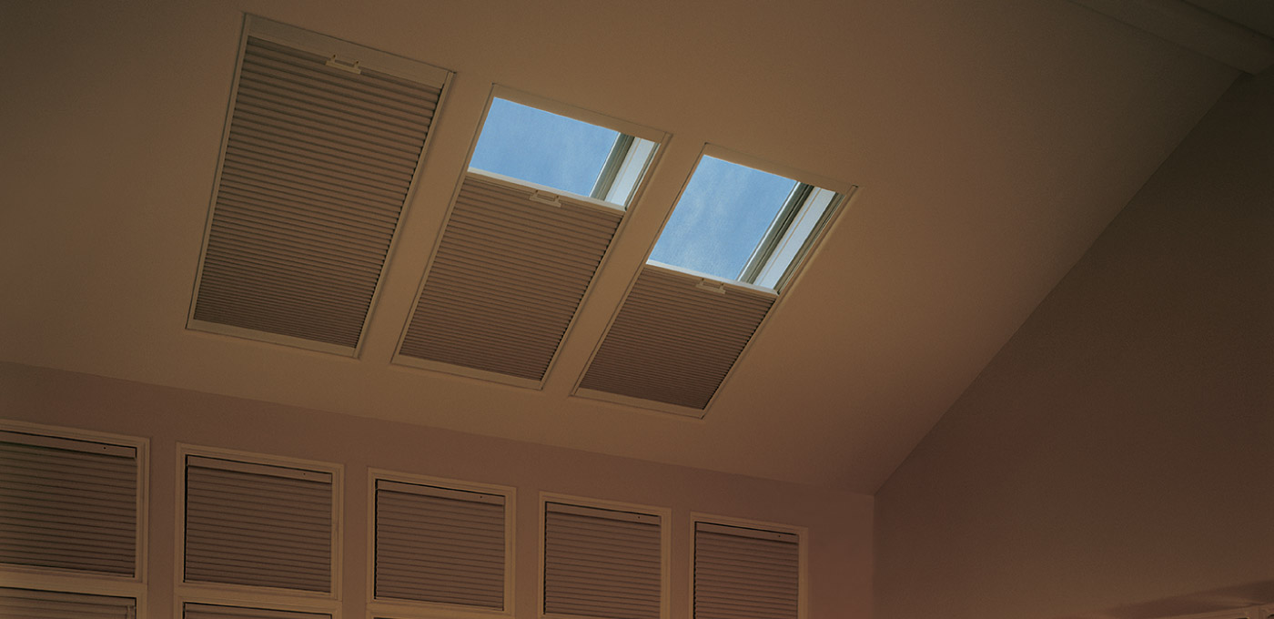 Skylight Window Coverings