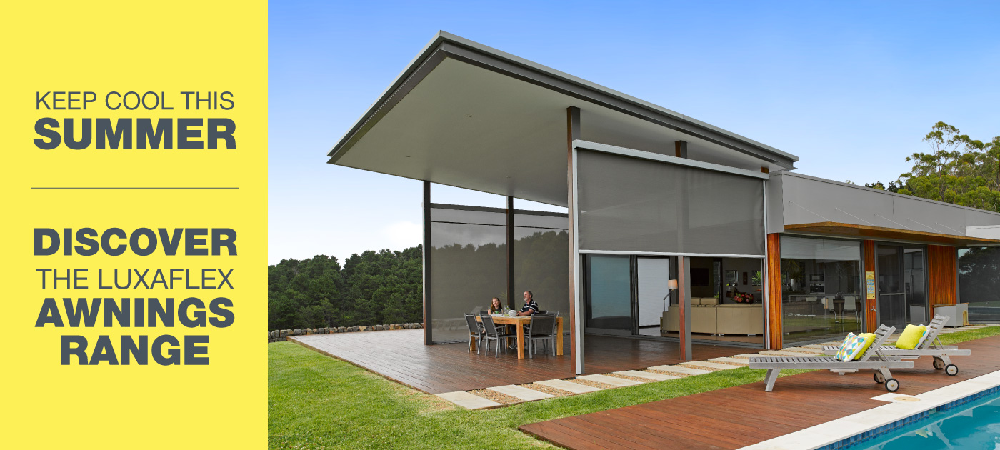 Awnings Outdoor Awnings Suttle Shades Wollongong Luxaflex