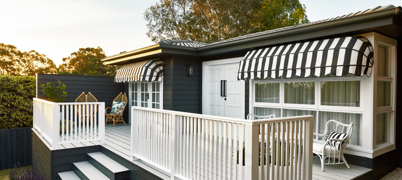 Canopy Awnings & Canopy Awnings | Luxaflex®