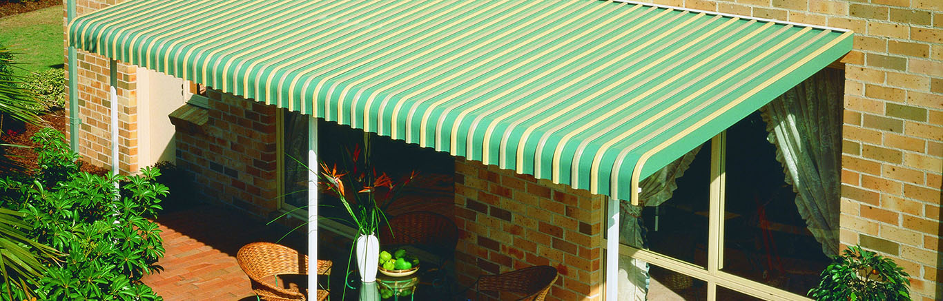 Luxaflex - Products - External Collection - Fixed Metal Awnings Bottom