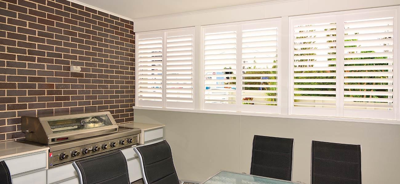 Luxaflex - Products - External Collection - Shutters Banner image