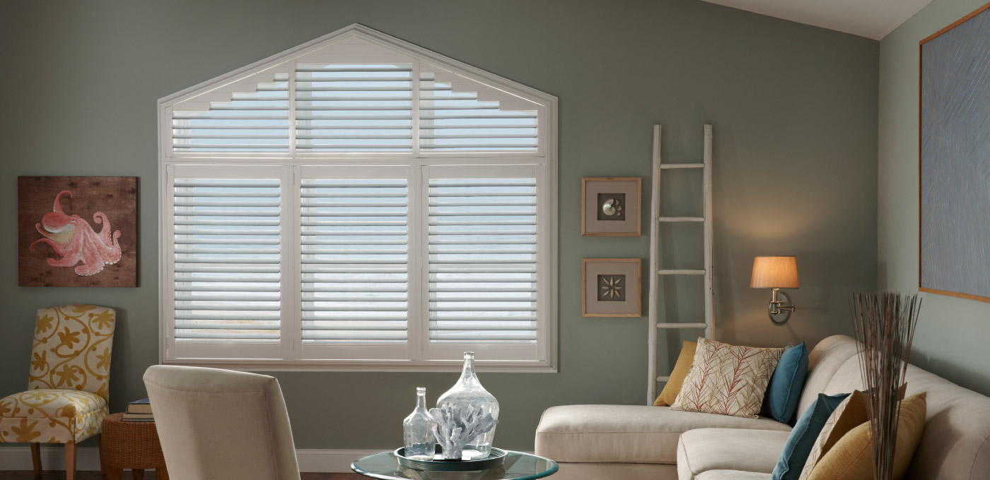 Shaped Windows Arched Window Blinds David Jones