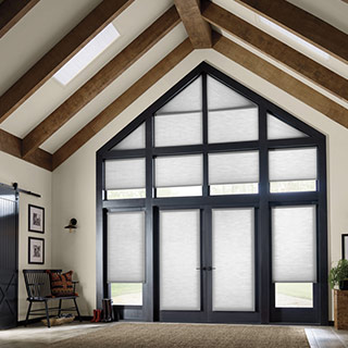 Shaped Window Solutions
