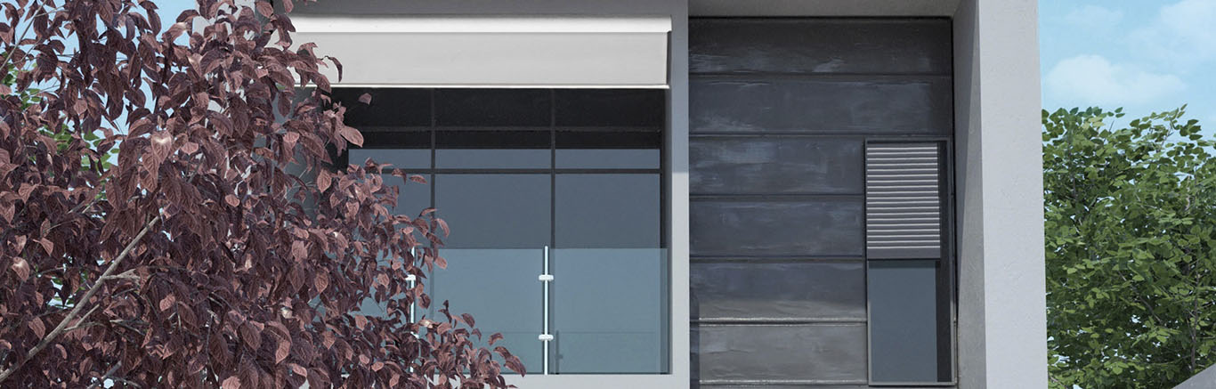 Luxaflex Showcase - Products - External Collection - Evo Awnings Bottom