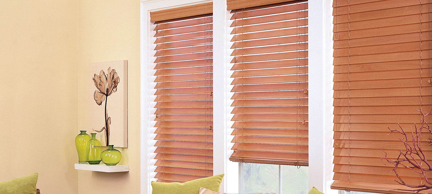 Wooden Venetian Blinds | Country Woods Venetians | All Blinds and ...