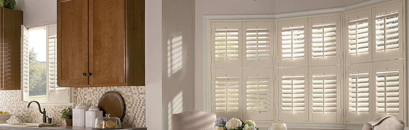Luxaflex Showcase - Products - Shutters and Venetians - Country Woods Timber Venetians Bottom
