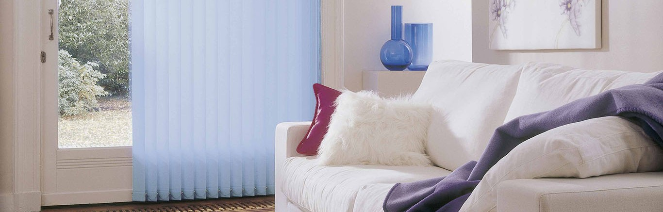 Luxaflex Showcase - Products - Softshades and Fabrics - Vertical Blinds Bottom
