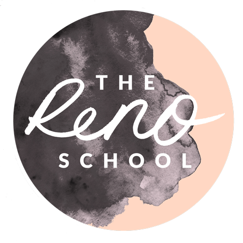 Three Birds Renovations - Reno School Logo