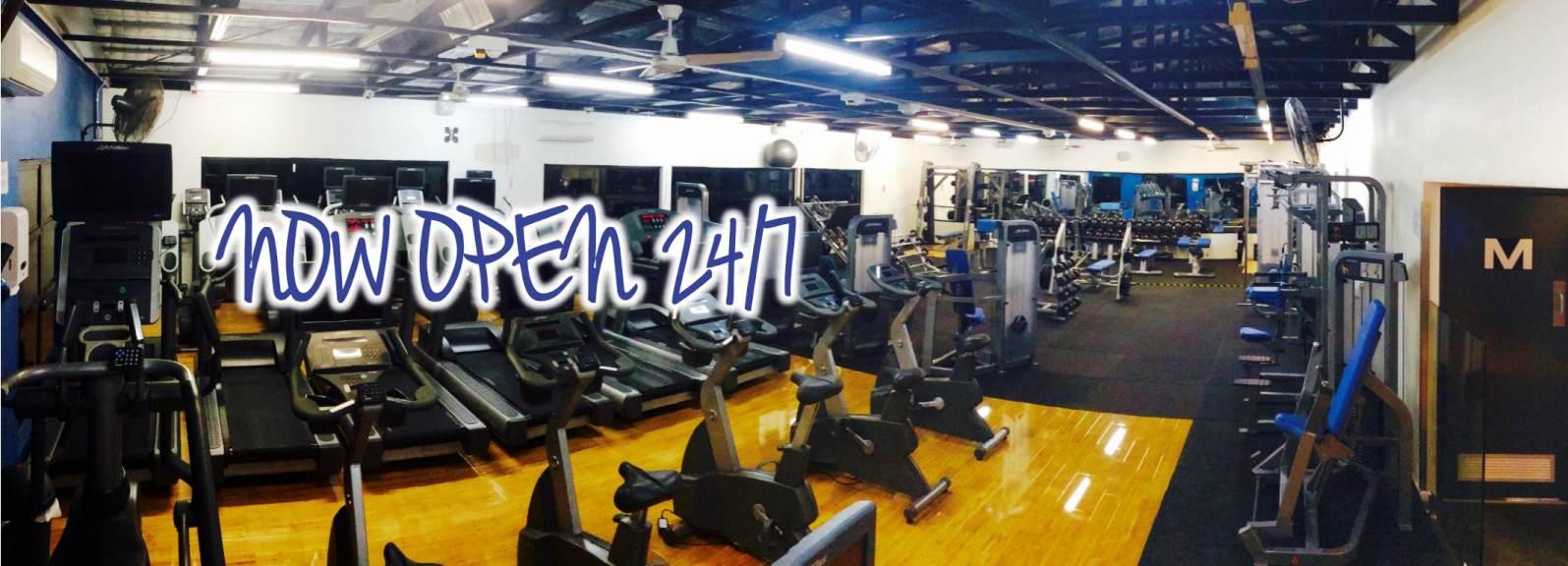 Healthworks Mooloolaba 24/7 fitness