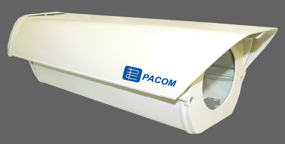 Pacom PAC-CH608HB | Outdoor Cable Managed Housing | Heater & Blower