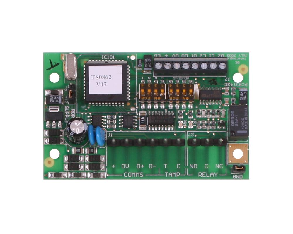 Tecom Challenger TS0862 Single Door Controller Module