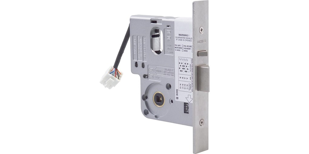 Lockwood 3570elmosc Electric Monitored Standard Mortice Locks