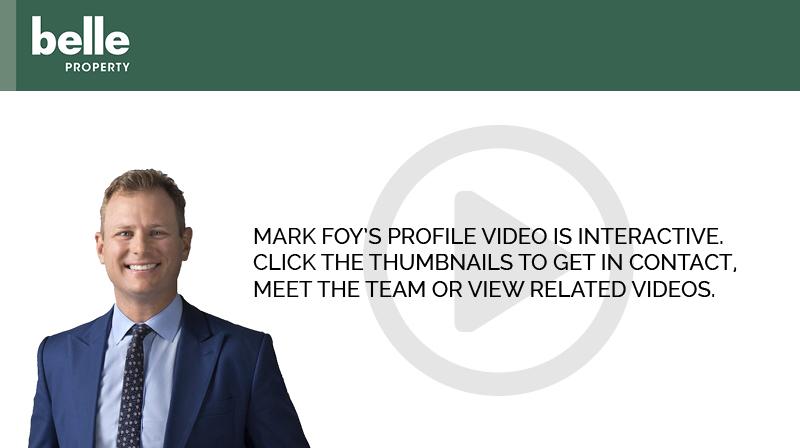 Mark Foy Interactive Profile Video - Click Here